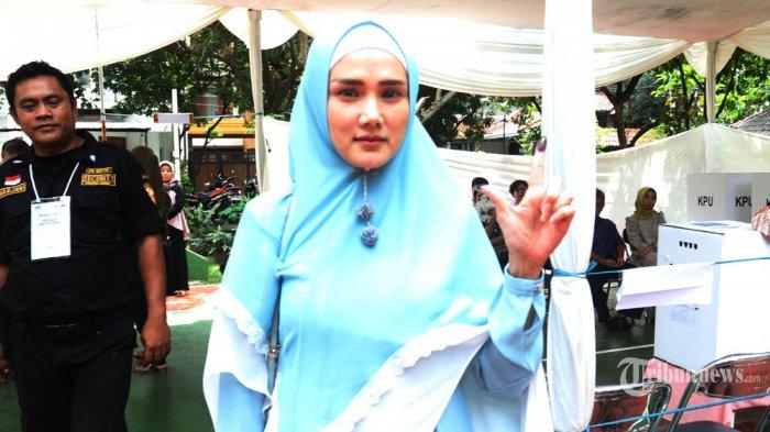 Melenggang ke Senayan, Mulan Jameela: No Comment