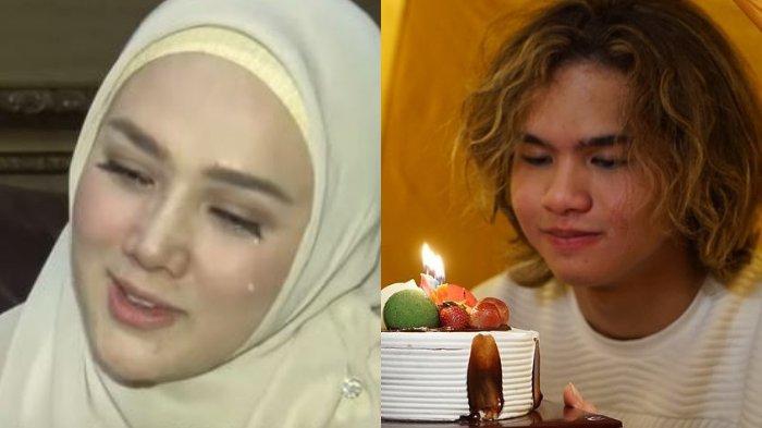 Beda Jauh dari Dul Jaelani, Mulan Jameela Rayakan Ultah ke-40 dengan Tangis Pilu dan Sepotong Burger: Sesungguhnya Aku Termasuk Orang yang Berserah Diri..