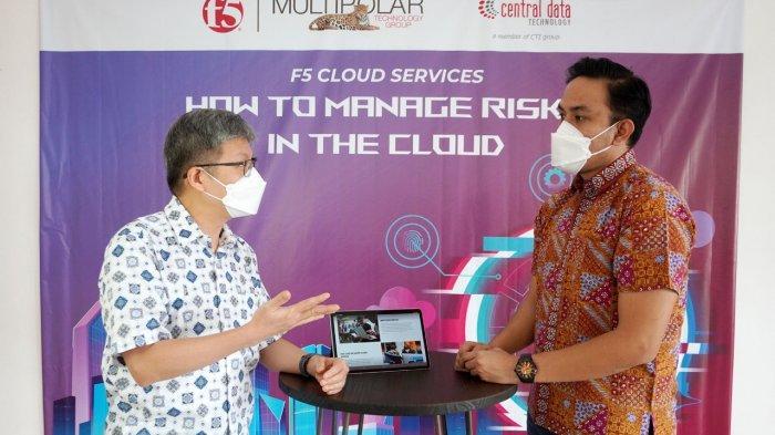 F5 Cloud Services Permudah Perusahaan Terapkan Multicloud