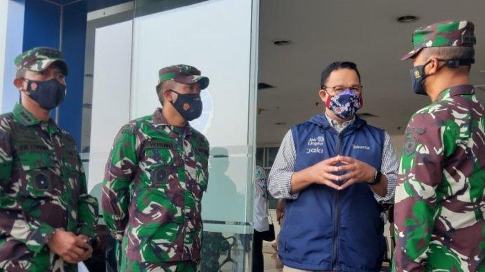 Pangdam Jaya Apresiasi Pelaksanaan Vaksinasi Massal di Terminal Pulo Gebang