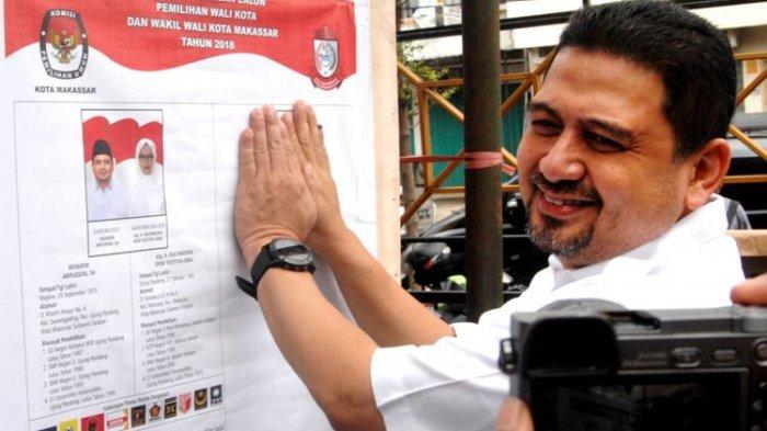 Walikota Makassar Dituduh Gelar Halal Bihalal dan Sosialisasikan Coblos Kotak Kosong