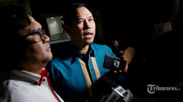 Eks FPI Sulsel Bantah Munarman Hadiri Acara Baiat Teroris di Makassar pada 2015: Itu Diskusi Umum