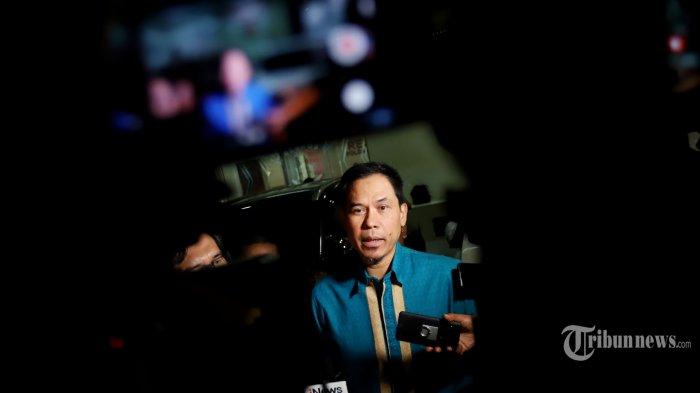 Munarman Ditangkap Densus 88 Antiteror Polri Dari Kediamannya di Tangerang Selatan