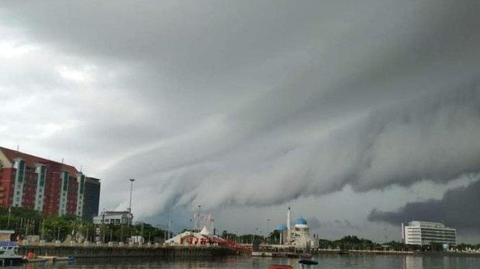 Fenomena Awan 'Tsunami' atau Kumulonimbus Makassar Pernah Terjadi di Sydney, Ini Bahayanya