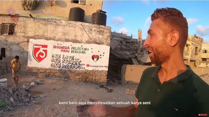 Yayasan NPC Salurkan Bantuan Selimut dan Pakaian Hangat untuk Warga Palestina