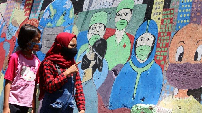 Tim Penggerak PKK Salurkan Bantuan 1 Juta Masker di Kepulauan Riau