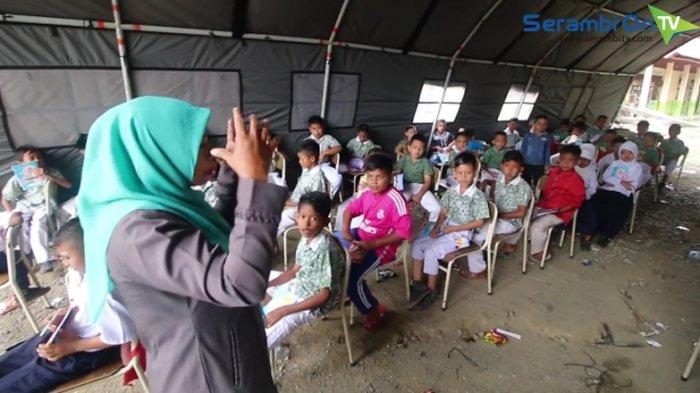 Kegiatan Sekolah Akan Dimulai 3 Januari di Daerah Gempa Aceh