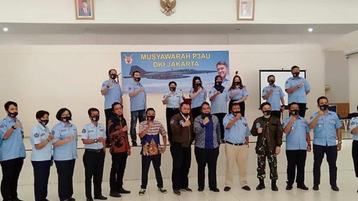 Perhimpunan Putra dan Putri TNI-AU Gelar Musda di Jakarta