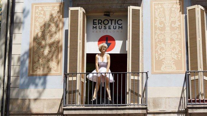 Jelajah Museu de l'Erotica, Museum di Barcelona yang Punya 800 Benda Erotis