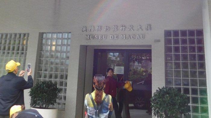 Museu de Macau Dulunya adalah Benteng Pertahanan dari Serangan Musuh