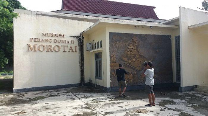 Mengintip Keindahan Pulau Morotai, Saksi Sejarah Perang Dunia II di Indonesia yang Masih Bertahan