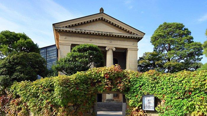 Deklarasi Darurat Dicabut, Museum Seni Ohara di Okayama Jepang Mulai Ramai Didatangi Pengunjung