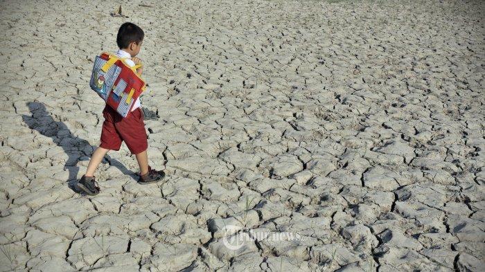 Lima Bulan Terakhir, Warga Sigi, Sulawesi Tengah Alami Krisis Air Bersih