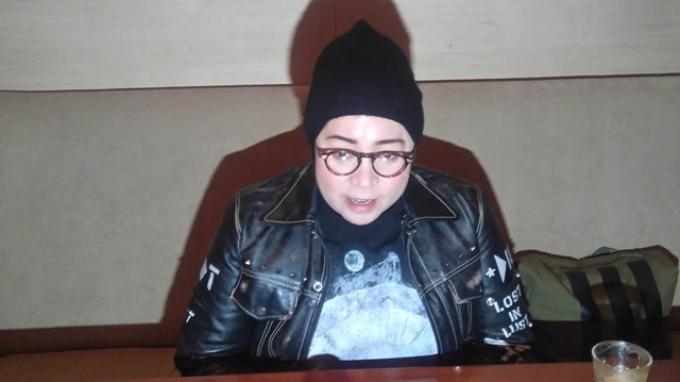 Melly Goeslaw Ajak Anak dalam Pembuatan Lagu