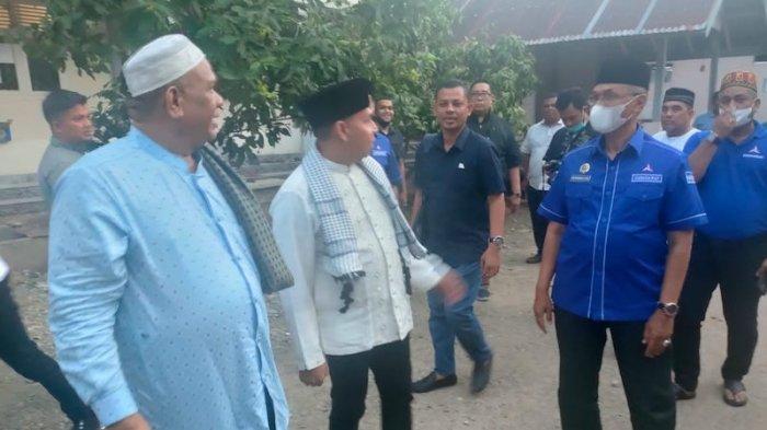 Klaim Ungguli Gubernur Nova Iriansyah, Muslim Optimistis Akan Pimpin Partai Demokrat Aceh