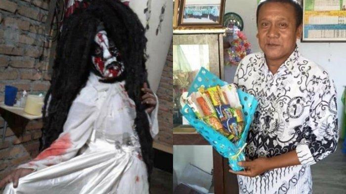 Kisah Guru Honorer, Gaji Rp 700 Ribu Kalau Malam jadi Sundel Bolong