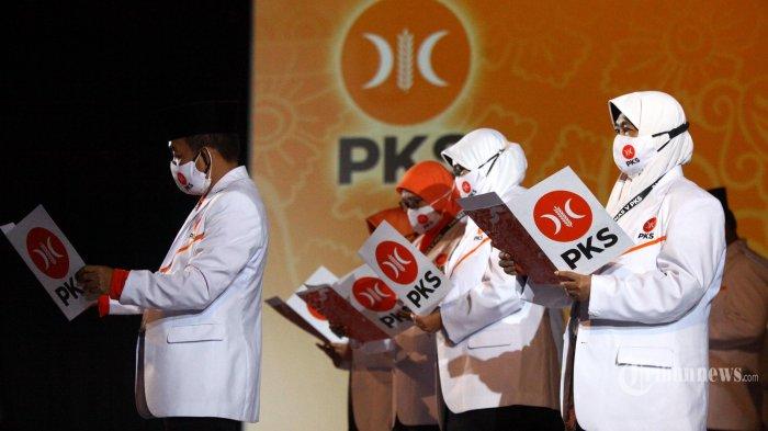 Hadiri Munas V PKS, Netty Aher: Logo Baru PKS akan Memikat Pemilih Perempuan dan Milenial