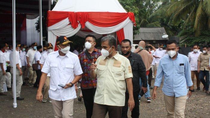 Muzani: Vaksinasi Bantu Pulihkan Ekonomi Masyarakat Lampung