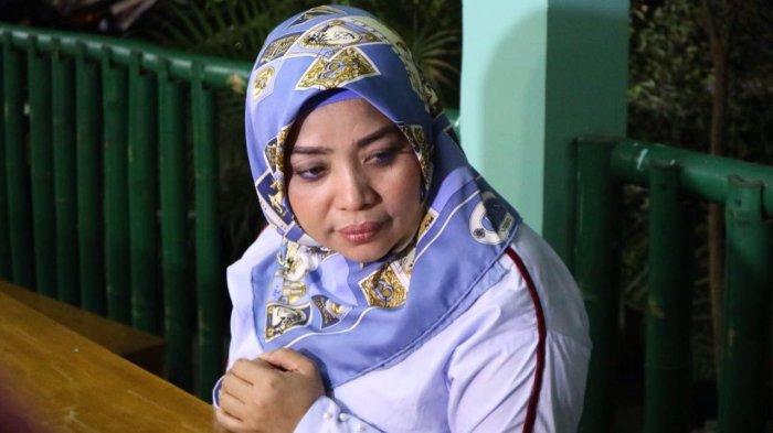 Muzdhalifah ditemui di kawasan Rawamangun, Jakarta Timur, Rabu (17/1/2018) malam.