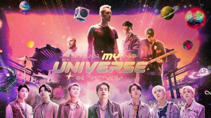 Sudah Rilis, Ini Detail Menarik dari MV My Universe Coldplay x BTS