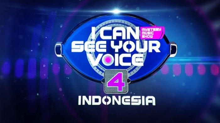Mystery music game show program I Can See Your Voice Indonesia Season 4.