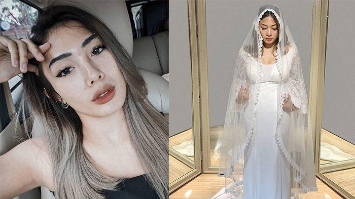 Diam-diam Nikah, Nabila Putri Akhirnya Bagikan Potret sang Suami: Nyesel Kenapa Nggak dari Dulu