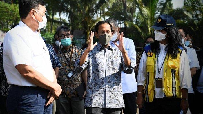 Nadiem Makarim: Kemendikbud Susun Rencana Pengelolaan Candi Borobudur