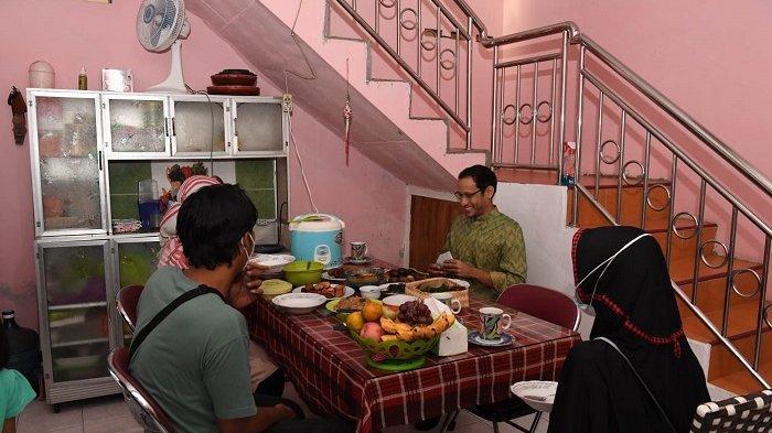 Blusukan ke Yogya, Mendikbudristek Nadiem Menginap di Rumah Ibu Guru
