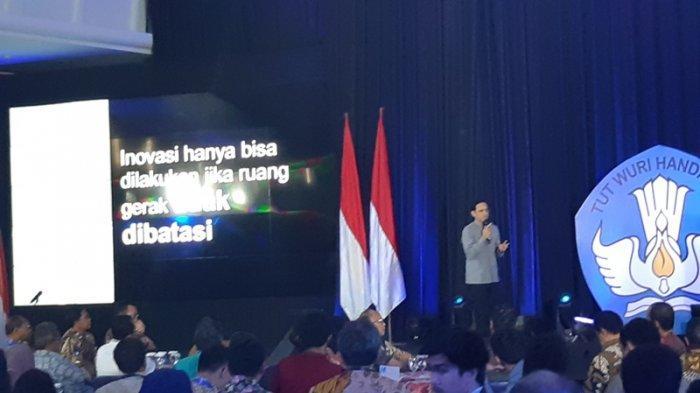 Nadiem Makarim Terapkan Kebijakan Akreditasi Sukarela Untuk Kampus Swasta dan Negeri