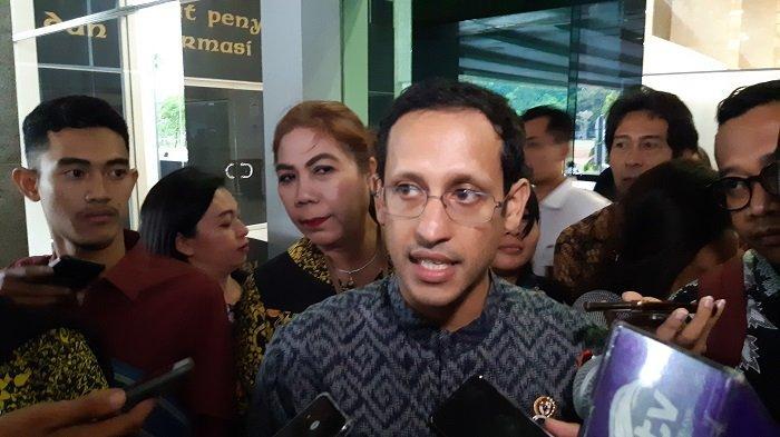 Gedung Sekolah Ambruk di Jawa Timur, Nadiem Makarim Kirimkan Tim Investigasi Kemendikbud