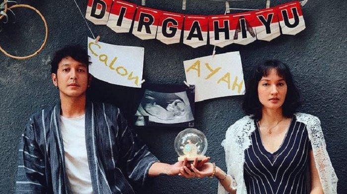 Nadine Chandrawinata Umumkan Kehamilan (Instagram @nadinelist)