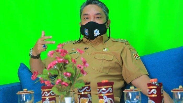 Wali Kota Banjarbaru Nadjmi Adhani Meninggal Akibat Covid-19, Sempat Drop hingga Pakai Ventilator