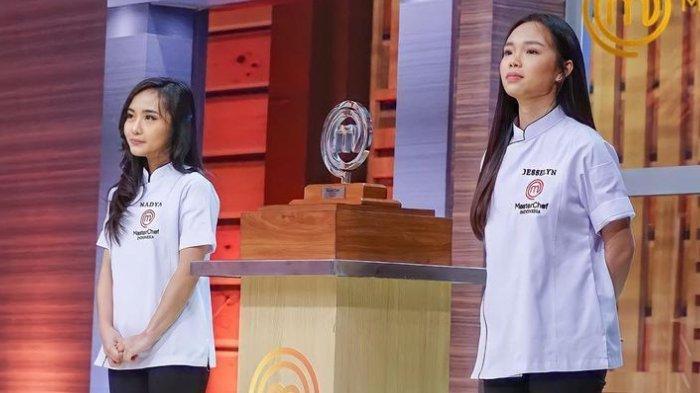 LINK Streaming Grand Final Penentuan Juara MasterChef Indonesia Season 8, Jesselyn atau Nadya?
