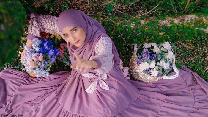 Nadya Mustika Rahayu Istri Rizki D'Academy Curhat soal Garis Takdir dari Tuhan hingga Cobaan