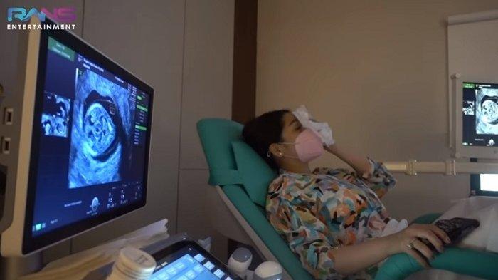 Alami Kram Perut, Nagita Slavina Cemaskan Kandungannya, Sampai Menangis Curhat ke Dokter