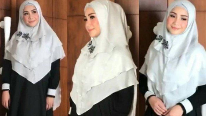 Setelah Heboh Dimas 'Kembaran' Raffi Ahmad, Wanita Berhijab Ini Juga Viral Mirip Nagita Slavina
