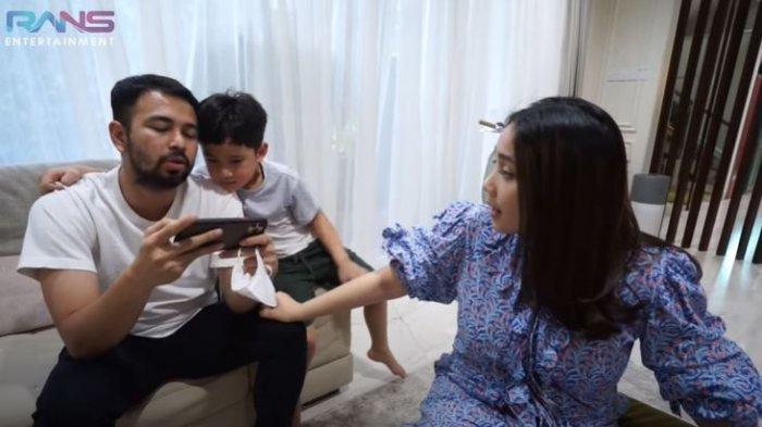 Nagita Slavina beri nasihat sang buat hati, Rafathar