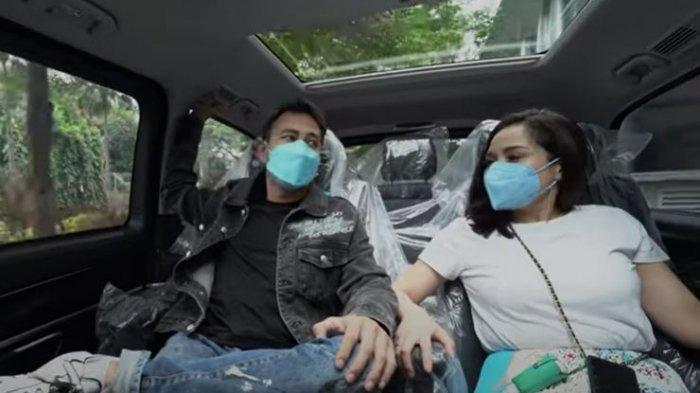 Nagita Slavina beri Raffi Ahmad mobil mewah