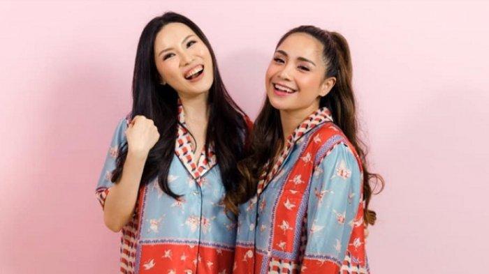 Nagita Slavina dan Cynthia Tan 20