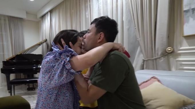 Nagita Slavina dan Raffi Ahmad bagikan momen bersama dan bahagia