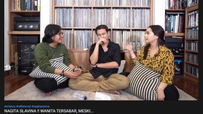 Pada Ari Lasso, Raffi Ahmad Cerita Pengalaman Berkarier Jadi Artis hingga Sempat Dicibir 'Maruk'