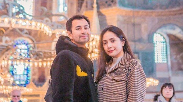 Temani Istri Tercinta Nonton Drama Korea, Raffi Ahmad Dibuat Terheran dengan Tingkah Nagita Slavina