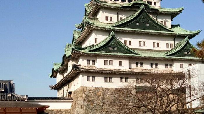 Menyusuri Kastil Nagoya, Bangunan Bersejarah di Jepang yang Sempat Hancur pada PD II