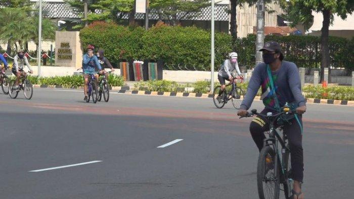 DKI Jakarta Siapkan 32 Lokasi Car Free Day Khusus Bagi Pesepeda, Ini Daftar Jalannya