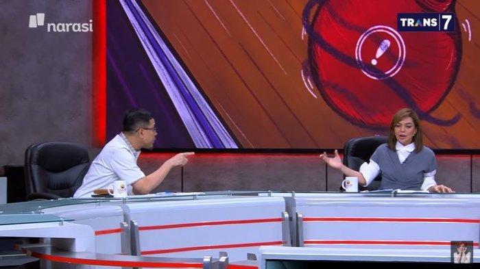Ketegangan Najwa Shihab dengan Munarman, Berawal dari Pertanyaan Pernah Tidak Dipanggil Polisi
