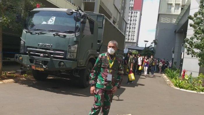 Pasien Turun, Nakes RSDC Wisma Atlet Rekreasi ke Dufan