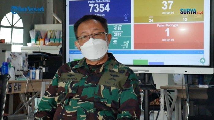 RS Lapangan Surabaya Sukses Tangani Varian Baru Covid-19, Kerahkan Semua Dokter (1)