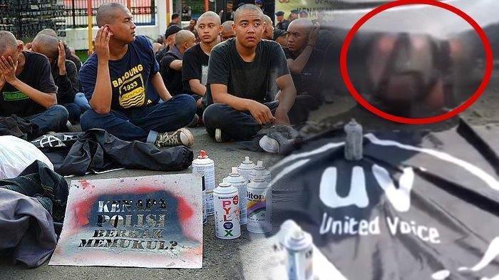 Polisi Sebut Kelompok Baju Hitam di Hari Buruh Anarko Sindikalisme adalah Fenomena Internasional
