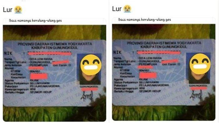 Pemilik Nama Dita Leni Ravia Buka Suara, Akui Sudah Biasa Diledek Orang: Tidak Dimasuki ke Hati