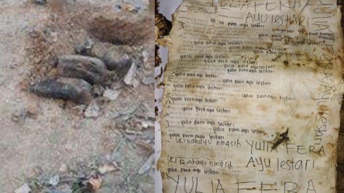 Nama Yulia Fera Ayu Lestari mendadak viral usai penemuan bungkusan pocong di Pemakaman Sedyo Luhur, Desa Bakalan Krapyak, Kecamatan Kaliwungu, Kabupaten Kudus, Kamis (18/6/2020).
